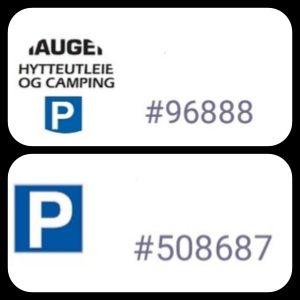 Vippsnummer - parkeingsavgift